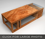 Metric Coffee Table by SIDD